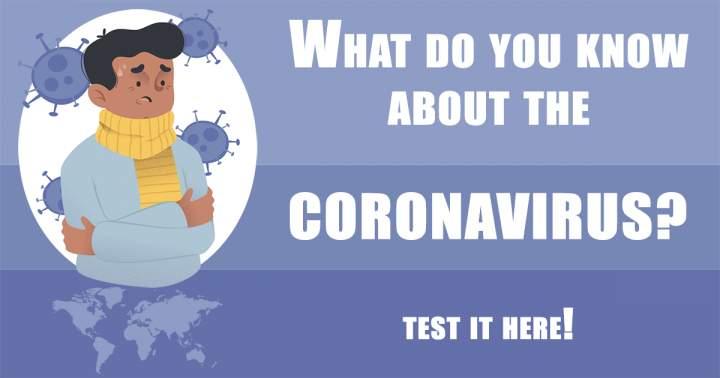 Coronavirus Quiz