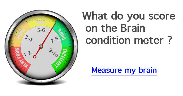 What is your brain condition?