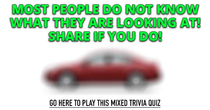 Share if you see what this is!