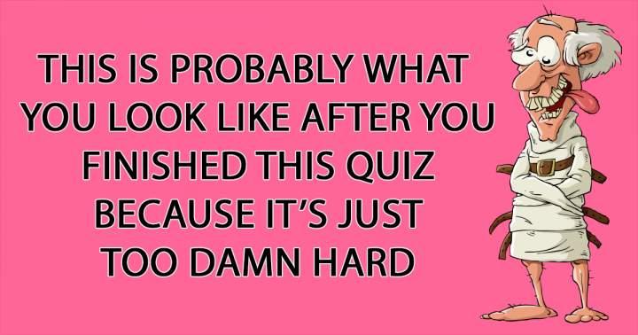Trivia Craziness