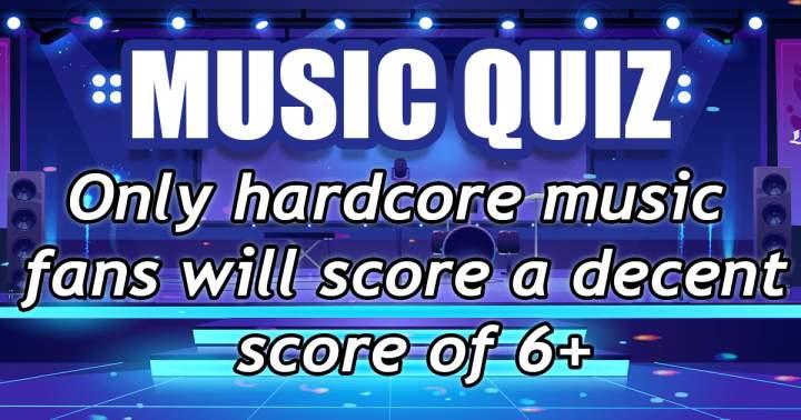 Impossible Music Quiz