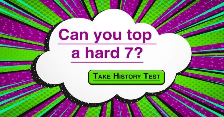 Unbeatable History Test